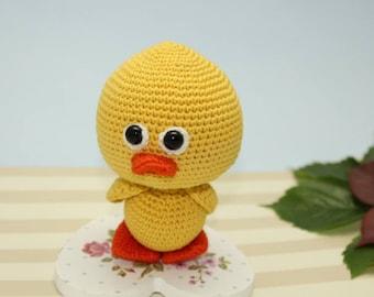 PATTERN - Ducky Duck