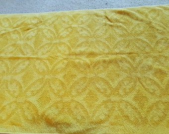 Vintage Hand Towel, 1970s, vintage bathroom