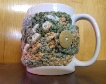 Button Up Mug Cozy