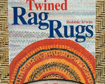 Twined Rag Rugs (book)