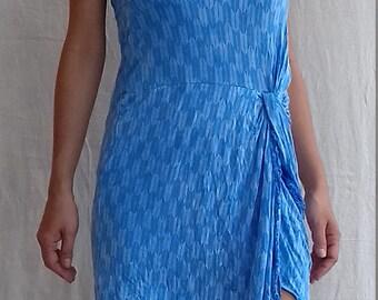 Tube dress/skirt  japan allows blue