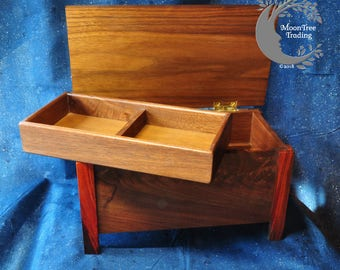 Jewelry Box / Treasure Box / Valet