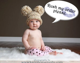 Rush My Hat Order Please