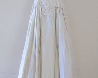 Jessica McClintock - Wedding Dress - Party Dress - FREE SHIPPING - Steampunk - Fully Lined Crinoline Attached Inside-Size 10-12 - Make Offer