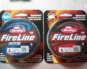 Berkley FireLine Braided Fishing Line