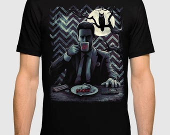 Twin Peaks Art T-shirt David Lynch Men's Women's Shirt