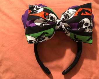 Halloween inspired Mickey Mouse Ears