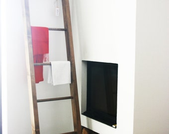 Decorative ladder /  Shelf ladder / Interior ladder