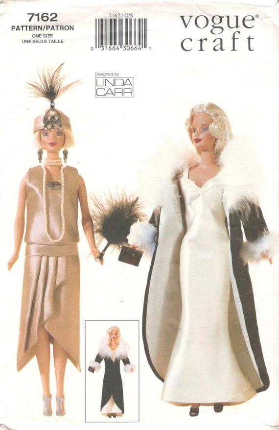 Attractive Häkeln Barbie Kleidung Muster Component - Decke Stricken ...