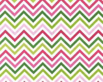 """20"""" Remix Garden Chevron Stripe by Ann Kelle for  Robert Kaufman LAST PIECE"""