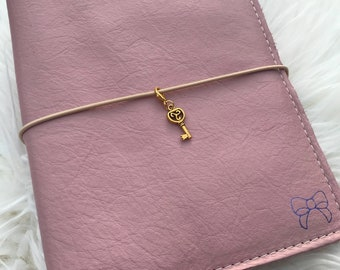 Small Gold Key Planner Charm