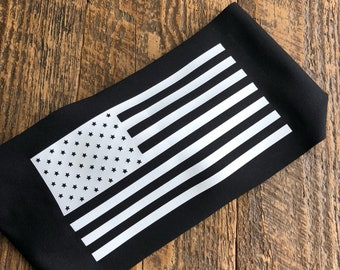 Flag headbands -Free Shipping in US