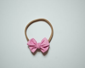 Small Sailor Bow