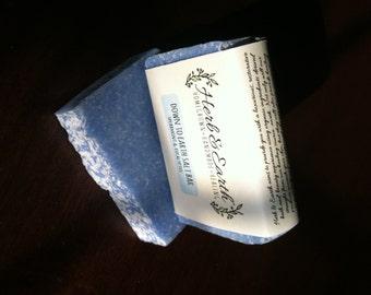 Down to Earth Salt Bar Soap (Spearmint Eucalyptus)