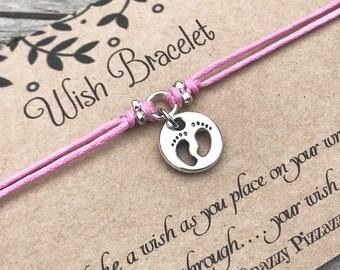 Bracelet bébé souhait, faire un Bracelet Wish, Wish Bracelet, Bracelet  d\u0027amitié