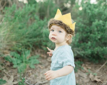 Where the Wild Things Are Crown, Wild Things, Wild Things Crown, Wild One, Wild Things Birthday, Wild Things Party Supplies