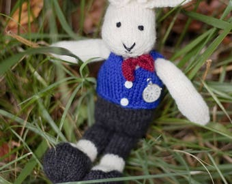 Alice's Little White Rabbit - Alice in Wonderland