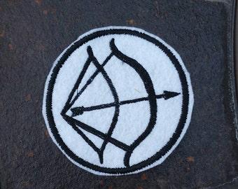 Darkhunter Double Bow and Arrow mark Sherrilyn Kenyon darkhunter series