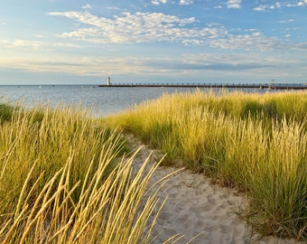Manistee - Douglas Park - Michigan Photography - Stock Photography