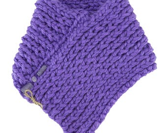 Purple Lilac - Story scarf for adults and children