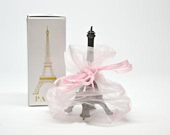 Eiffel Tower Favor, 3 inch Eiffel Tower Paris Wedding Favor, Ooh La La Thank You Gift, Sweet 16 Favor