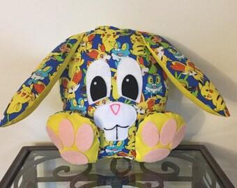 Pokemon Handmade Stuffed Bunny