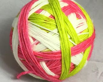 Selfstriping Sock Yarn