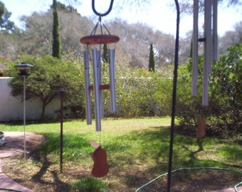 Tuned windchime.