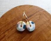 Tambourine Porcelain Hoop...