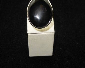 Natural  Onyx  925 Sterling Silver Ring