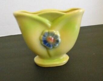 Shawnee Vase with Flower