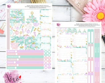 Ornaments Weekly Kit for the Mini Happy Planner