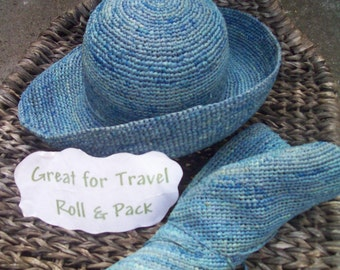 Packable  Travel Hat