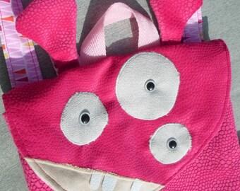 Backpack Monster Yvette