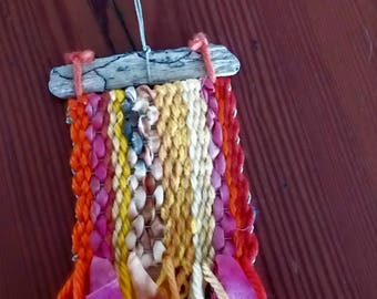 Mini Weaving Wall Hanging