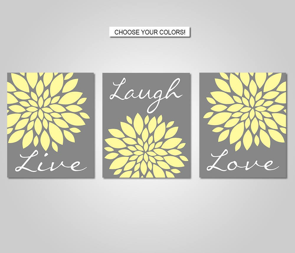 Magnificent Live Laugh Love Dream Wall Decor Images - The Wall Art ...