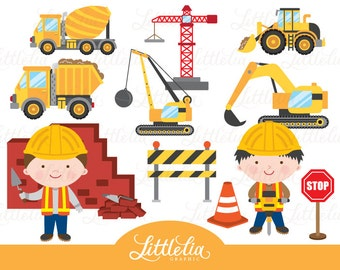 Construction clipart - construction - 15022