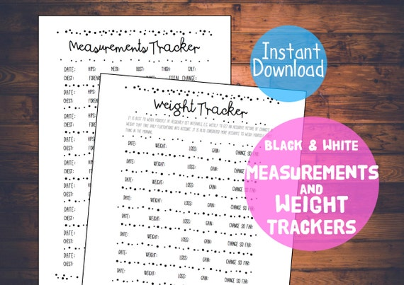 measurements to track weight loss