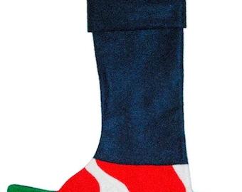 Skateboard Xmas stockings with FREE name embroidery