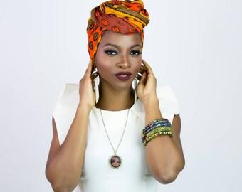 African head wrap, Ankara head wrap, African clothing, African fabric, African headwrap, Ankara fabric, African head scarf, African scarf