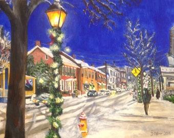 Shippensburg Holiday Lights