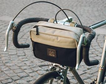 Bike bag, Handlebar bag, bicycle accessories, cycling bag, bicycle gift, bicycle bag, waterproof bike bag