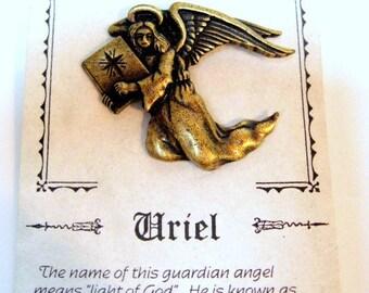 Angel pin