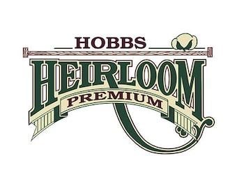 Hobbs Heirloom Wadding 80/20