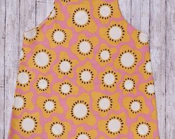 Pinafore Dress/girls dress/toddler dress