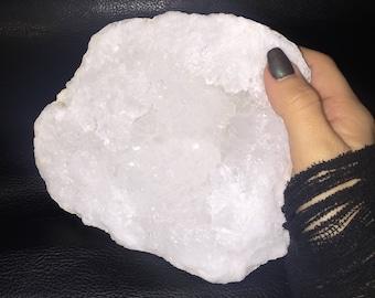 Quartz Geode Healing Crystal Stone