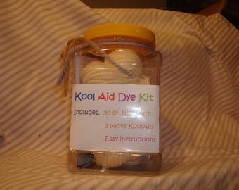 Kool-Aid Dye Kit