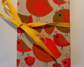 Little Bird Accordion Book