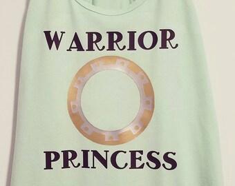 Warrior Princess Tank/Tee