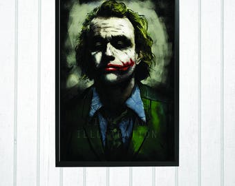 The Joker - The Dark Knight